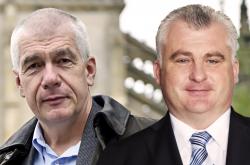 Jaromír Strnads a Ivo Šanc