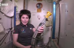 Vyměšování na ISS