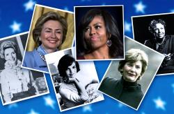 První dámy USA