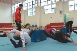 Číňané trénují na olympiádu od dětství