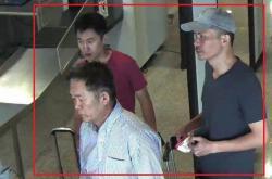 Muži podezřelí z vraždy Kim Čong-nama