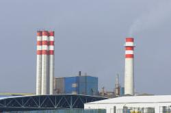 Továrna Isover v Častolovicích