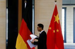 Čínsko-německý obchod