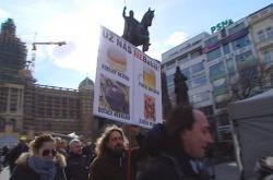 Demonstrace proti EET