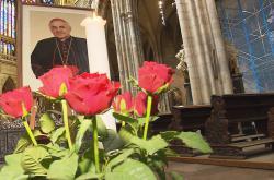 Pieta za kardinála Miloslava Vlka
