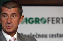 Andrej Babiš jako předseda představenstva Agrofertu