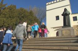 Děti jdou do Komenského muzea