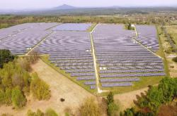 Solární elektrárny u Ralska