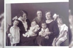 Rodina Gustava Bondiho