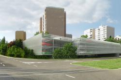 Vítězný návrh z ateliéru Ivan Kroupa architekti