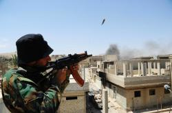 Boje o Deir az-Zaur