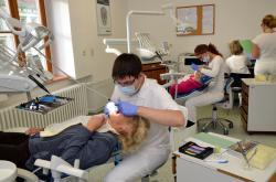 Klinika zubního lékařství v centru Olomouce