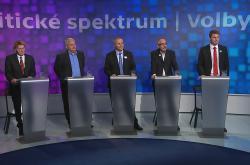 Předvolební Politické spektrum