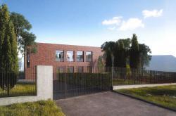 Vizualizace budovy české ambasády v australské Canbeřře