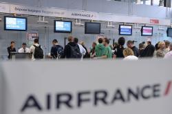 Stávka pilotů Air France