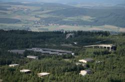 Vojenský újezd Brdy - bývalá raketová základna