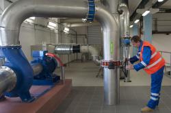 Úpravna vody v Kroměříži