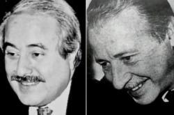 Giovanni Falcone a Paolo Borsellini