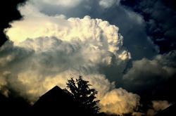 Bouřky v Česku