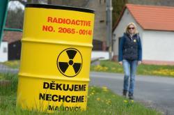 Den proti úložišti v Maňovicích na Klatovsku
