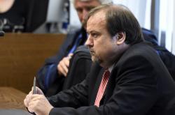 Tomáš Líbal u soudu
