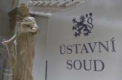 Ústavní soud ukončil spor o koupi dobré víře