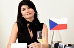"""Nela Lisková se označila za """"konzulku"""" Doněcké lidové republiky."""