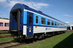 Renovovaný vagón