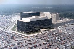 Centrála americké Národní agentury pro bezpečnost (NSA) ve Fort Meade