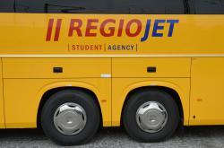 Autobus RegioJetu