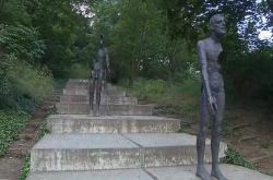 Petřínský památník obětem komunismu