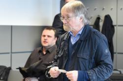 Obžalovaní Martin Piperek (vlevo) a Vladimír Líčeník (vpravo)