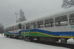 Svazek obcí údolí Desné prodává vlaky