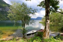 Jezero Bohinj