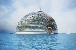 Biosférický dům budoucnosti, designérský návrh