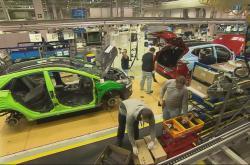 Automobilový průmysl v Česku