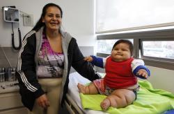 Obezita se přenáší z rodičů na děti