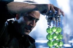 Nicolas Cage ve filmu Skála