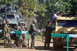 Filipínská armáda pátrá po členech organizace Abu Sayyafa
