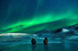 Krása polárních září
