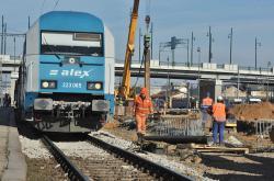 Vlak do Mnichova a rekonstrukce nádraží