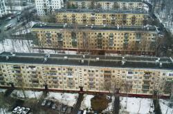 """Moskevské """"chruščovky"""""""