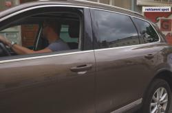 Praha a SUV