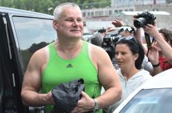 Jiří Kajínek opouští rýnovickou věznici