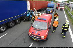 Nehoda na Chodově