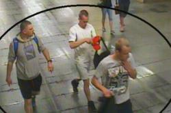 Útočníci z metra