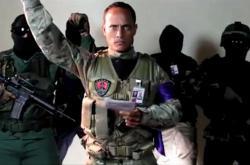 Voják ve svém prohlášení uvedl, že proti Madurovi se spojili občané i část policie a armády