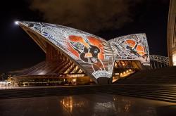 Animace čerpá z kulturního odkazu domorodých Australanů