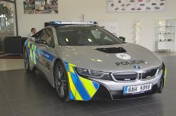 Nové policejní BMW