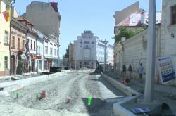 Oprava olomoucké ulice